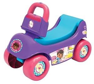 Amazon.com: Disney Doc Mcstuffins Happy Hauler: Toys & Games