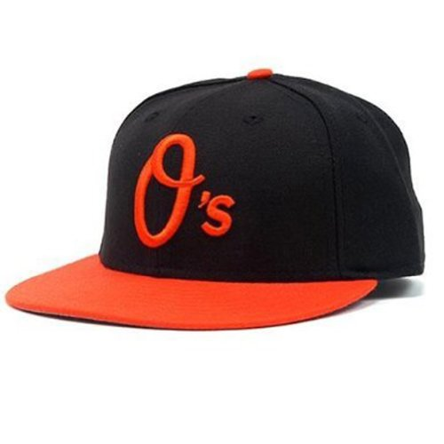 baltimore orioles fitted hat orioles fitted cap