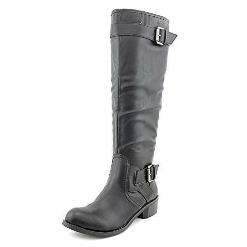 Style&Co. Women'S Ryder Round Toe Knee High Boot In Black Size 6.5