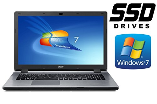 NOTEBOOK ACER E5-771 ~ 256GB SSD