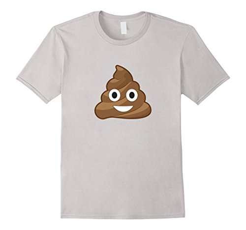 Smiling-Poop-Emoji-Shirt-Funny-Emoticon-T-Shirt-Gift-Idea