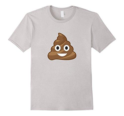 Smiling-Poop-Emoji-Shirt-Funny-Emoticon-T-Shirt-Gift-Idea