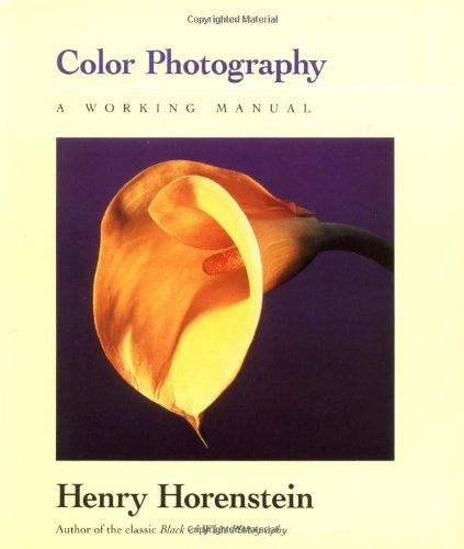 Colour Photography: A Working Manual (Color Photography)