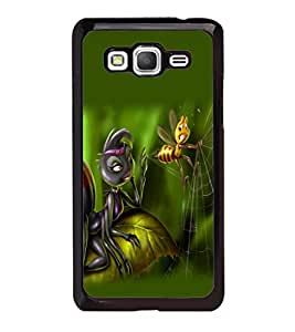 printtech Cartoon Ant Bee Back Case Cover for Samsung Galaxy Grand Prime G530h