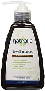 Natralia Dry Skin Lotion, 8.45 Fluid Ounce
