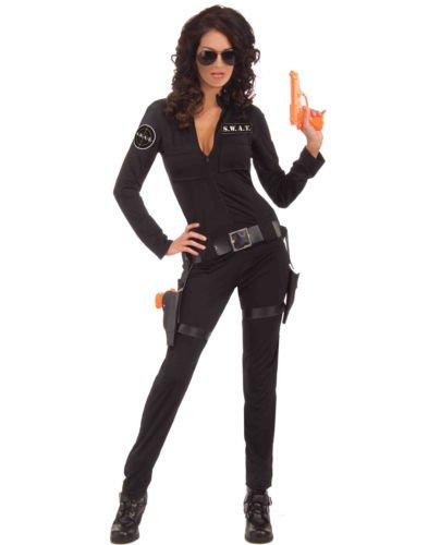 Sexy  (Fbi Costume Halloween)