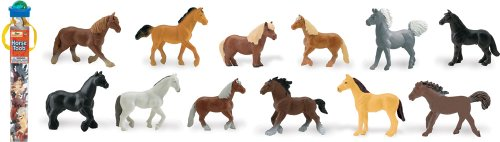 Safari Ltd Horses Toob