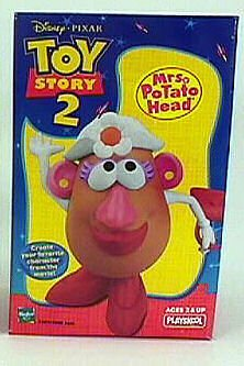 Toy Story Mr And Mrs Potato Head front-803487
