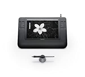 Wacom Cintiq12WX Cintiq 12-Inch Pen Display (Discontinued by Manufacturer)
