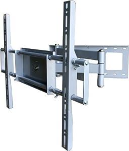 Cheap  Hamdis Swivel & Tilt Cantilever Arm LED Plasma LCD TV Wall Mount VESA Bracket For LG
