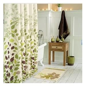 FRUIT PATTERN CURTAINS