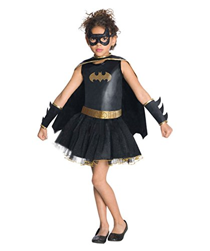 DoLoveY Batman Halloween Costumes For Girls Cosplay Size L