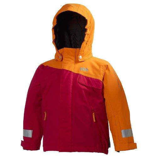 Helly Hansen Kids' Rider INS Jacket Raspberry Red 6
