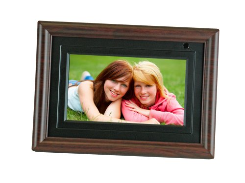 Axion AXN-9700M 7-Inch LCD Digital Picture Frame with MP3 Player and Remote Control