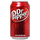ドクターペッパー 355ml*48本(並行輸入品)