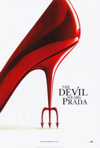 Devil Wears Prada The 27x40 Movie Poster (The Devil Poster compare prices)