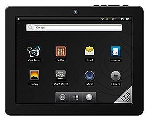 """Odys Loox X610005 Tablette PC 7"""" (17,8 cm) Cortex A8 4 Go Wifi Android 2.3 Noir"""