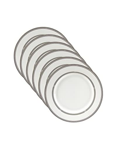 10 Strawberry Street Set of 6 Sophia 12 Charger Plates