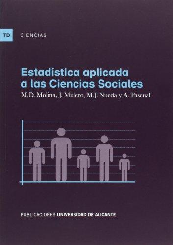 ESTADISTICA APLICADA A LAS CIENCIAS SOCIALES