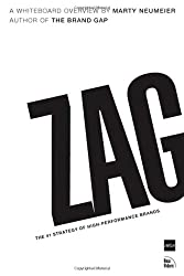 Zag: The #1 Strategy of High-Performance Brands: The Number One Strategy of High-performance Brands