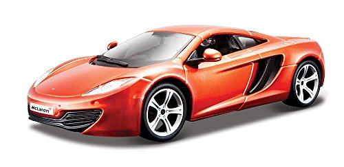 bburago-21074or-vehicule-miniature-modele-a-lechelle-mclaren-mp4-12c-echelle-1-24-coloris-aleatoire