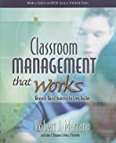 img - for Classroom Management That Works: Research-Based Strategies for Every Teacher   [CLASSROOM MGMT THAT WORKS] [Paperback] book / textbook / text book