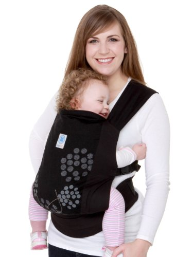 Moby Wrap Go Baby Carrier - Barberry Print