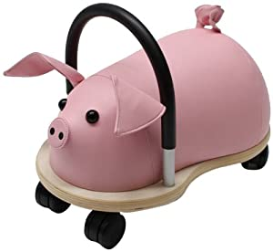 Prince Lionheart Wheely Bug, Pig, Small