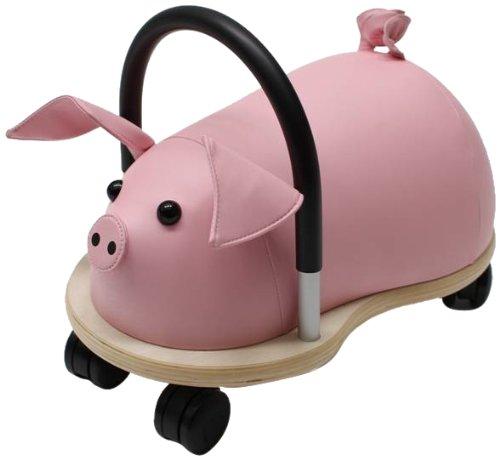 Prince Lionheart Wheely Bug, Pig, Small (Color: Pig, Tamaño: Small)