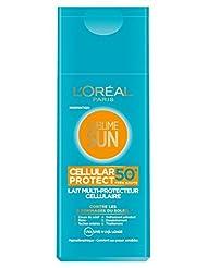 Sublime Sun L'Oréal Paris Sublime Sun Lait Cellular Protect FPS50 200 ml