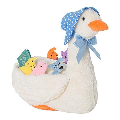 North American Bear Nursery Verse Goose Activity Toy, 18