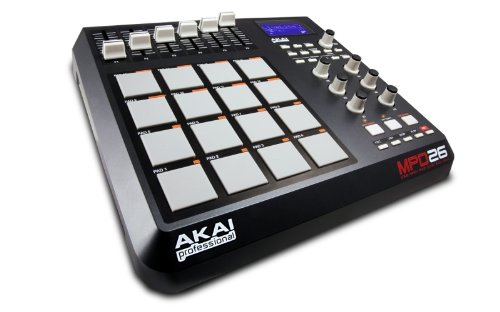 Akai MPD26 MIDI/USB Pad Controller