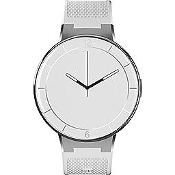 Alcatel Small/Medium Smart Watch - Retail Packaging - White