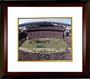 Autographed Spurrier Picture - Williams Bryce Stadium 16x20 Custom Framed Steiner...
