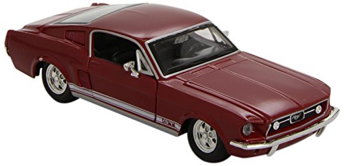 maisto-124-scale-1967-ford-mustang-gt-diecast-vehicle-colors-may-vary