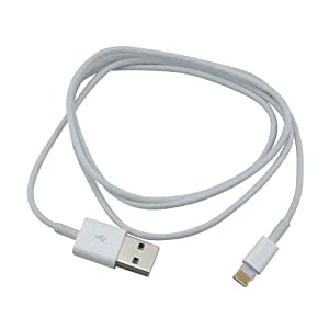 Generic 8-pin To Usb Cable Compatible With Apple Iphone 5