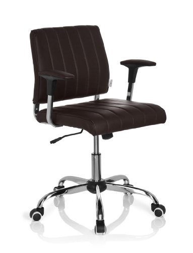 hjh office fernando si ge de bureau tournant simili cuir. Black Bedroom Furniture Sets. Home Design Ideas