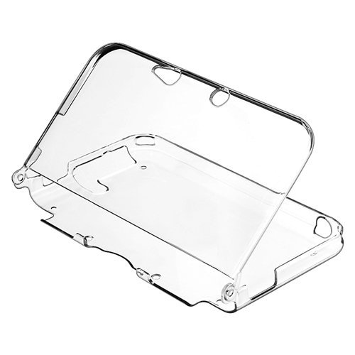 TNP 3DS XL Case - Ultra Clear Crystal Transparent Hard Shell Protective Case Cover Skin Accessory Compatible with Nintendo 3DS XL LL (Lego Star Wars Characters Package compare prices)