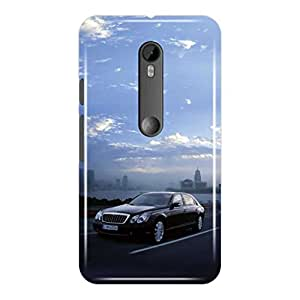 a AND b Designer Printed Mobile Back Cover / Back Case For Motorola Moto G (3rd gen) (Moto_G3_3D_748)