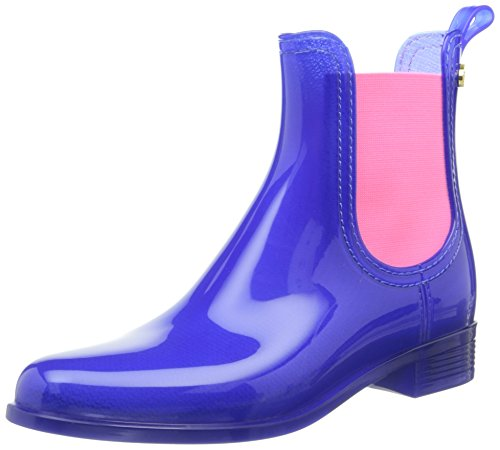 Lemon JellyPisa - Stivali da pioggia alla caviglia Donna , Blu (Bleu (05 Candy Blue)), 39 EU