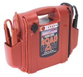 Sealey RS102 - RoadStart Emergency Power Pack 12V 1600 Peak Amps