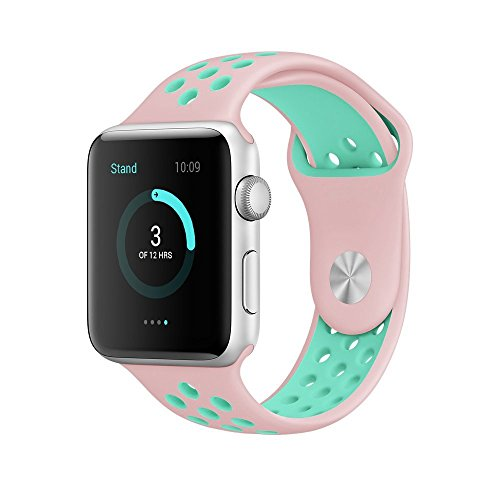 Apple-Watch-Correa-VENTERSoft-Silicone-Sport-Style-Replacement-iWatch-Strap-Fr-Apple-Wrist-Watch-38mm