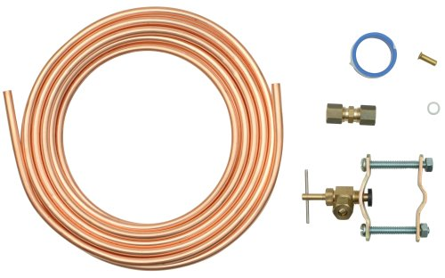 Whirlpool 8003RP 15-Foot Copper Tubing Icemaker Hook Up Kit