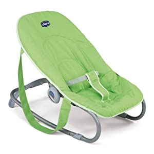 Chicco 6079089510000 Wippe Easy relax, green