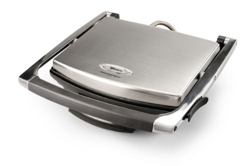 Termozeta 73870 professional grill deluxe plancha for Planchas de cocina electricas