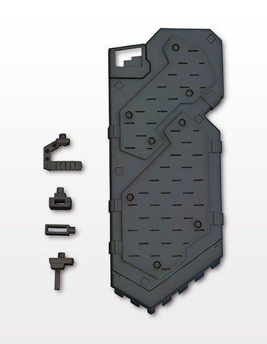 M.S.G モデリングサポートグッズ ウェポンユニットMW10 シールド NONスケール プラモデル