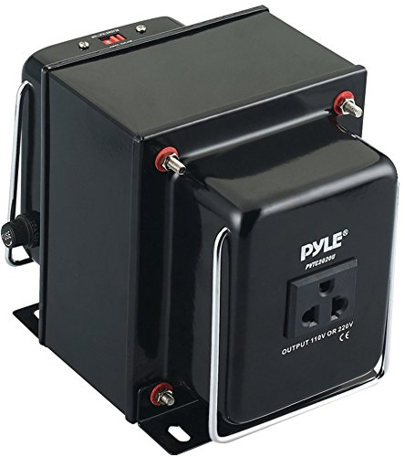 Step Up & Step Down Voltage Converter Transformer (2000 Watt) *** Product Description: Step Up & Step Down Voltage Converter Transformer (2000 Watt)This 2000W Maximum Capacity Heavy Duty Transformer Converts Single Phase 220/240V Down To 110/120V *** front-515473