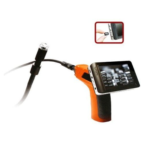 Wireless Recordable Borescope Endoscope Inspection Camera Kit with 3.5