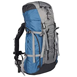 Wildcraft Blue Hiking Backpack (8903338319009)