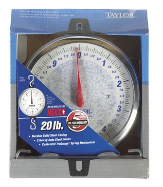 Taylor #34205104TJ INDUSTRIAL Hanging Scale - Buy Taylor #34205104TJ INDUSTRIAL Hanging Scale - Purchase Taylor #34205104TJ INDUSTRIAL Hanging Scale (TAYLOR PRECISION PRODUCTS, Home & Garden, Categories, Kitchen & Dining, Cook's Tools & Gadgets, Measuring Tools & Scales)